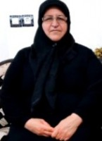 مرحومه پری یحیی پور