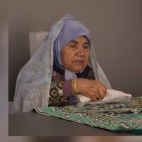 مرحومه حاجیه خانم معصومه زمانی مادر شهیدان مسلم و مسعود بهروز