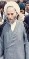 شادروان مرحوم مغفور حجت الاسلام و المسلمین شیخ هیبت الله نوروزی