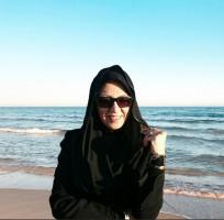 مرحومه مهری فلاحتی