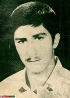 شهید مسعود طاهری