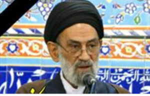 شادروان حجت الاسلام والمسلمین حاج سید مرتضی سیدی