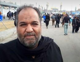 شادروان کربلایی سید واحد حسینی