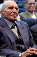 شادروان پروفسور محمد حسن گنجی