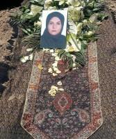 مرحومه زهرا شریفی