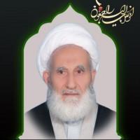 شادروان حاج شیخ قدرت اله رضائی