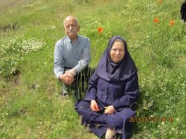 مرحومه صدیقه دوستی ( خزائی )