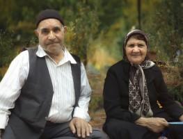 مرحومه حاجیه خانم رقیه رضایی