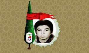 شهید محمد رضا امراللهی