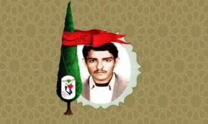 شهید علی اصغر زمانی عصمتی
